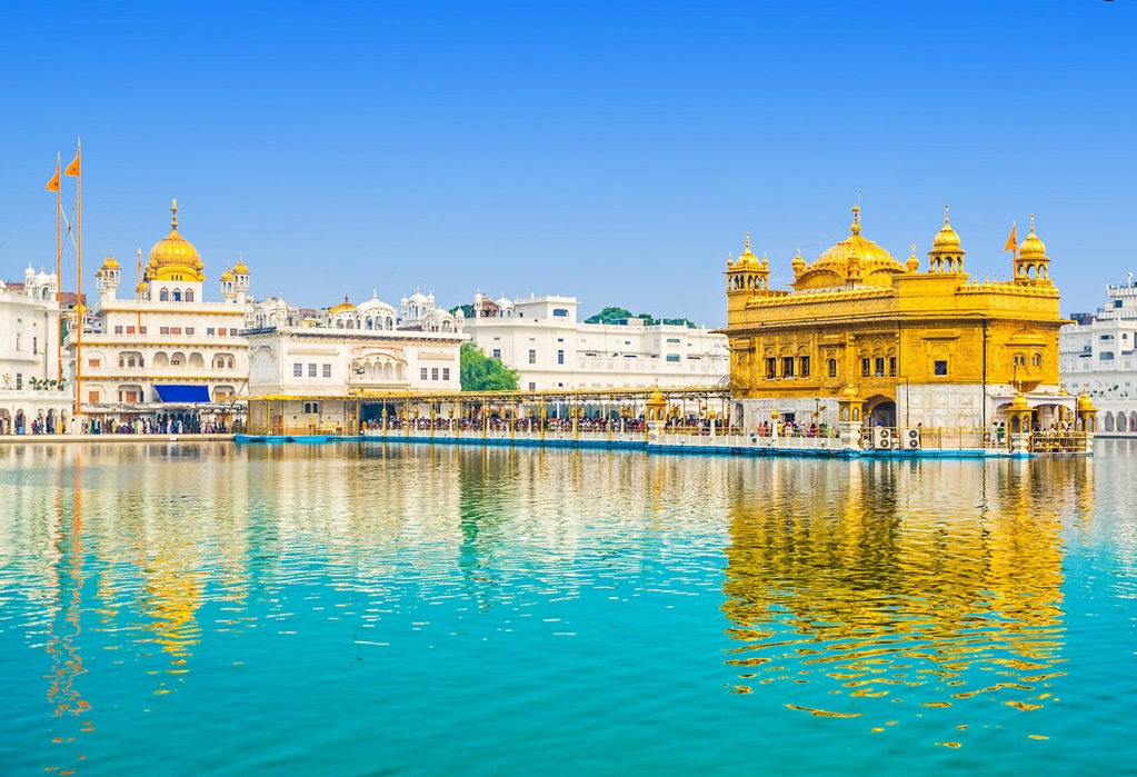 Amritsar - India (Golden temple) tour